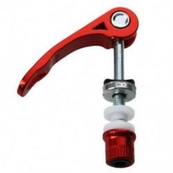 Karral gyors szorító szerszámcsavar piros ötvözetű kerékpárút nyereg N8U1