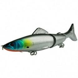 HENG JIA 13cm Többszörös közös úszásos halászati kísértés Forgattyús csali hamis csalihalak B1B5