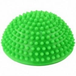 Jóga félgömbös fizikai fitneszkészülék Gyakorlati egyensúly Gömbpontmasszák H1J6