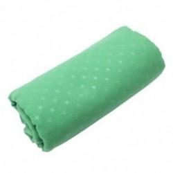 Jóga mat törölköző mikroszálas csúszásmentes, izzadságot felszívó, szuper puha törülköző a G5A5 jógához