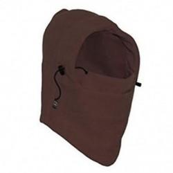 Szélálló maszkvédő sapkák Téli meleg arcvédő Nyak melegebb sí sapka K8Q4