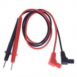 1X (28 hüvelykes multiméter tesztvezetők, fekete és piros, 1 pár F5E9)