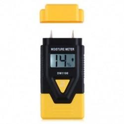 MINI 3 az 1-ben Fa / Építőanyag Digitális nedvességmérő, Fűrészáru H7N Q3E7