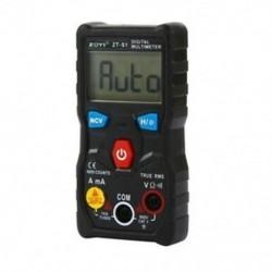 1X (ZOYI ZT-S1 Digitális multiméter-teszter automatikusan beállítja a valódi rms automatizálást Mul O5A1