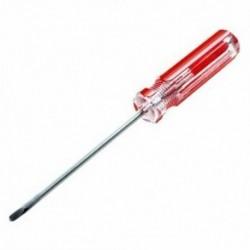 Csúszásmentes műanyag fogantyú, 2,3 mm-es, mágneses hegyű csavarhúzó P4S9