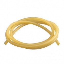 Természetes latex gumi sebészeti szalagcső elasztikus 2x5 mm sárga H8D1 D4U3 R2Q L4S3