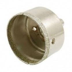 50 mm-es gyémánt csempecsempe kerámia üveg lyukas fűrészgép V4C3
