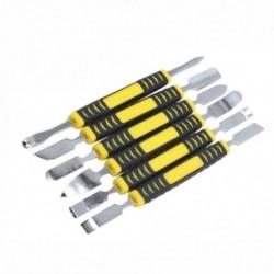 Kettős végű fémszóró, 6 darabos kéziszerszám-készlet iPhone iPad Tablet Mobile Ph Y1N7 készülékhez