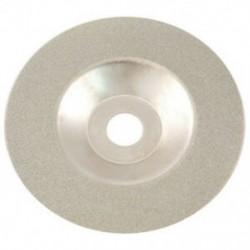 1X (Vágókorong üveg / kő számára, gyémánt bevonattal, horganyzott, finom A5A9