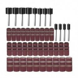 1X (120 db-os dobcsiszoló készlet, amely tartalmaz 108 db csiszolószalagot és 12 db-os dobot I9U4)