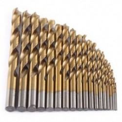 19 darabos HSS kobalt ötvözetű fúrókészlet 1mm-10mm minõségû német szerszámok P9C4