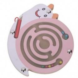 1X (Gyerek mágneses játékok Gyerekeknek készült puzzle játékok, korai E W3S1