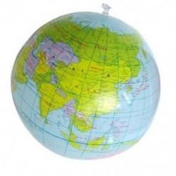 1X (Felfújható játékgömb Tellurion edzési földrajzi térkép Balloon Water Ball Y1R3