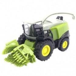 1X (1:42 ötvözetű mezőgazdasági gépjármű kombájn, mezőgazdasági jármű, teherautó, modell, C2W3