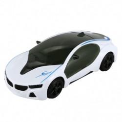 3D LED villogó könnyű autós játékok Zene Hang Elektromos játékkocsi Gyerekek Gyermekek C E4Z3