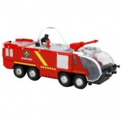 Tűzoltóautó játék Elektromos univerzális vízsugaras tűzoltóautó játék Tűzoltóautó M O5M3
