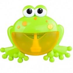 1X (Baby Bath Toy Bubble Machine Big s Automatikus Bubble Maker fúvó zene BL2B4)