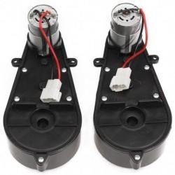 1X (2 db 550 univerzális gyermek elektromos hajtómű motorral, 12 Vdc MotoL5J1)