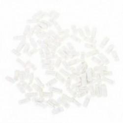 100db festetlen fehér autómodell modellek vonatkoztatása 1: 500 U4T7