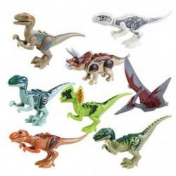 Jurassic építőelemek Park dinoszaurusz játékok Jurassic világ dinoszaurusz játékok - V1P8