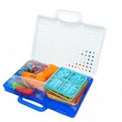 Gyerekek fúrócsavaros anyákkal készített kirakós játékok Kreatív oktatási játékok Plast V8J3