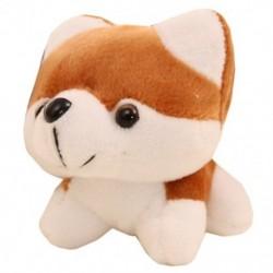 Husky kutya plüss játékok Kutya plüss kitömött játék baba kutya kulcstartó plüss játékok E6Q9