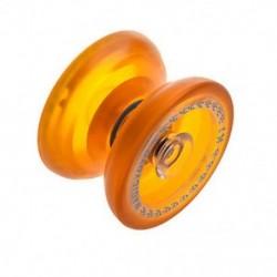 MAGICYOYO K1 Spin ABS Yoyo PVC Professzionális Yoyo játékok Hubstacks-szel Narancssárga R4Y3