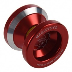 Magic Yo-Yo N8 szuper profi YoYo   húr   ingyenes táska   ingyenes kesztyű (piros A5L5