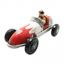 5X (berekesztett retro versenyautó-modell játék, gyűjthető ajándék R5W5)