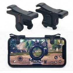 1X (1 páros telefonos mobilfogantyú az L1R1 Shooter Controller PUBG Game B1S7 számára)
