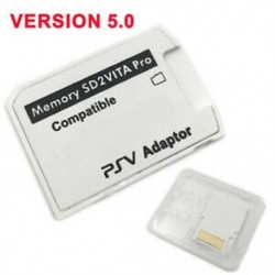 SD2VITA 5.0 verzió - PS Vita memória TF kártya a PSVita PSV 100 M8Q5 játékkártya számára