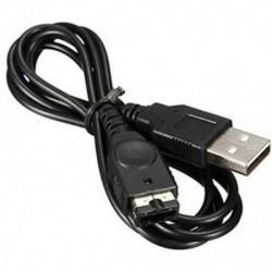2X (USB töltő kábel a Nintendo GameBoy Advance SP (GBA SP) / Ninte K7J8 számára