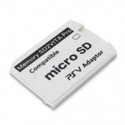 2X (6.0 verzió, SD2VITA PS Vita memória TF kártya számára, PSVita játékkártya PSV G3A5