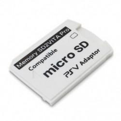 2X (6.0 verzió, SD2VITA PS Vita memória TF kártya számára, PSVita játékkártya PSV W7G2
