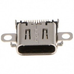 3X (C típusú töltőport töltőcsatlakozó csatlakozójának cserejavító alkatrész az E5S3-hoz