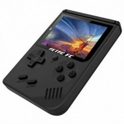 Kézi játékkonzol, FC 3 inch 168 Retro játéklejátszó Klasszikus videojáték C G2F5