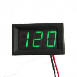 1db zöld LED Digitális feszültségmérő Voltméter panel AC 70 ~ 500V