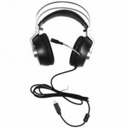 4X (Xiberia 7.1 térhatású vezetékes USB-s fejhallgató K1 fejhallgató NG7K9-vel