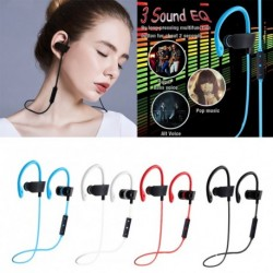 BT-02 sport Bluetooth fülhallgató vezeték nélküli kétoldalas sztereó