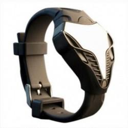 LED karóra Digitális divatos Cobra férfi karóra Szilikon Iron Man Dial Sports W G3G7