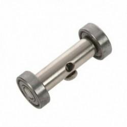 Új, 2,5 mm-es fém óra csavarhúzó, élező, élesebb Órás javító eszköz X8I1