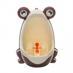 Új gyermekek, bili toalett edzés gyerekeknek Piszoár fiúk számára Pee Trainer Bathroo S8S6