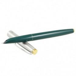 1X (HERO zöld ezüst tónusú, kétszínű cső alumíniumötvözetből, szökőkút p F6R1