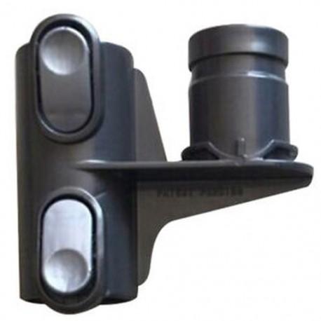 1X (Tárolótartó tartófej a Dyson DC58 DC59 DC62 V6 DC35 DC45 vákuumhoz Q1E1