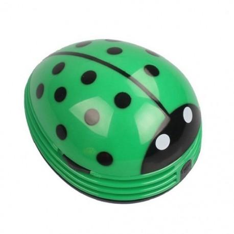 Zöld - Mini porszívó Mini kicsi autótisztító porszívó Kreatív ajándékok S7I9