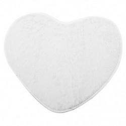 Divat modern dekoratív bozontos szív puha műszőrme szőnyeges báránybőr hálószoba T3L1