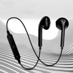 1x Bluetooth vezeték nélküli fülhallgat fülbe helyezhető fülhallgató fejhallgató W / mikrofon iPhone-ra Samsung Samsung