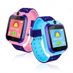 1x Elveszett gyermek biztonságos helymeghatározó eszközkövető SOS  GSM telefon kamera vízálló intelligens óra