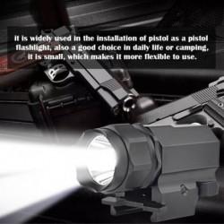 1x Trustfire P05 Pistol könnyű, vízálló, kompakt taktikai elemlámpa CREE XP-G R5 LED 210 lumenes zseblámpa