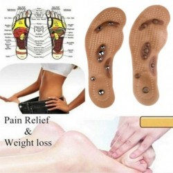 1 pár Talpbetét - Lúdtalpbetét cipőbe - Masszázs funkcióval